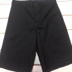 Black shorts size 20rg